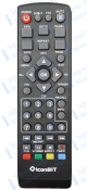 Пульт к Iconbit MP-0301C, MP-0401C, Movie HDS T2, Movie FHD T2 для цифровой приставки DVB-T2