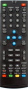 Пульт для TV Star T2 505 HD USB PVR, TV Star T2 517 HD RCU *