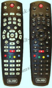 Пульт для Dr.HD D15, Dr.HD D15 Plus, Dr.HD F15, Dr.HD F16, Dr.HD Grand *