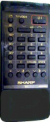 Пульт для Sharp G0750CESA *